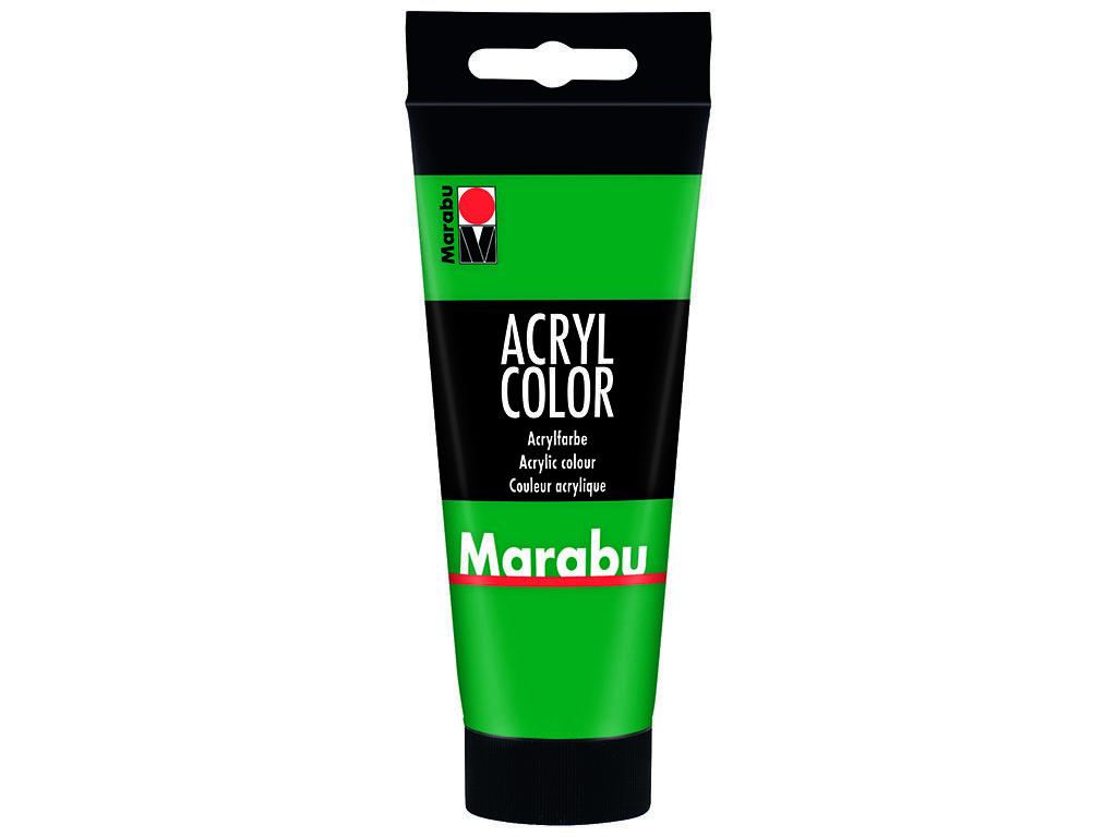 Akrila krāsa Marabu 100ml 067 rich green