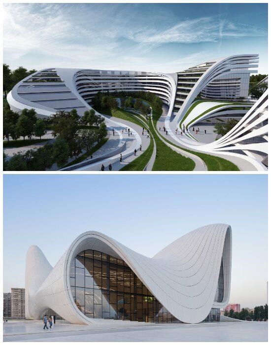 11.11./18.30/ ТОП-5 самых громких имен в мире современной архитекторов