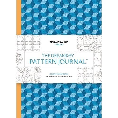 Piezīmju grāmata The dreamday pattern journal Renaissance