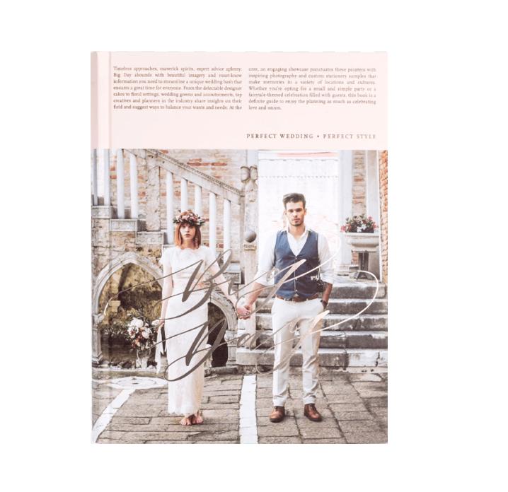 Grāmata: Big Day: Perfect Wedding, Perfect Style