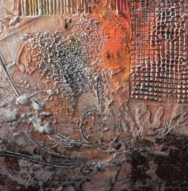 """JAUNUMS! 24.10. Nodarbība """"Abstrakcija ar tekstūru"""" /akrils SESTDIEN 10:00-13.00"""