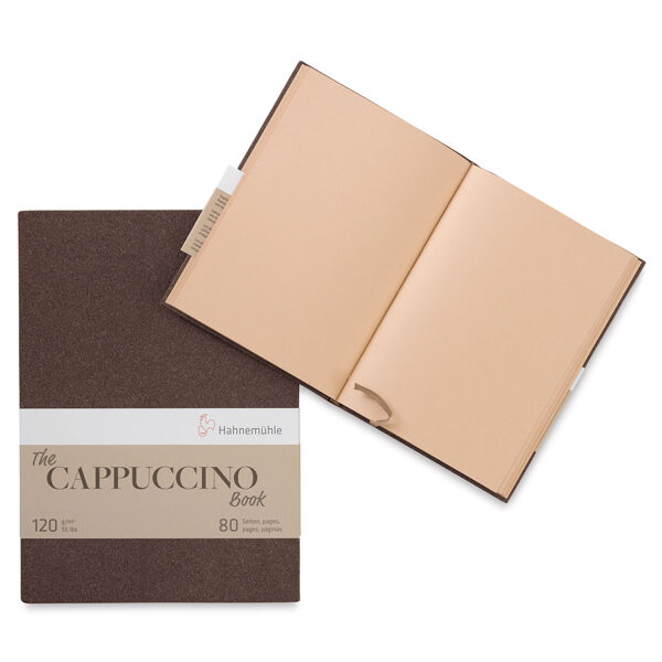 Hahnemühle The Cappuccino Book A5