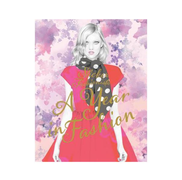 Uzlīmju grāmata: A Year in Fashion A4+