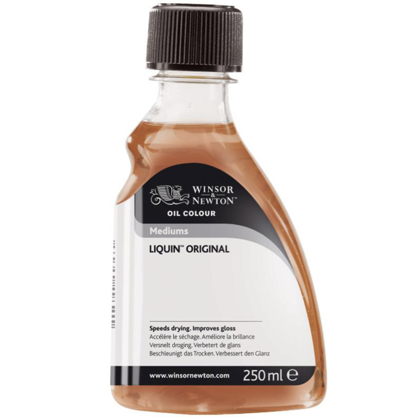 Mēdijs eļļas krāsām W&N Liquin Original 250ml