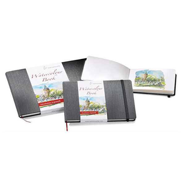Akvareļu sketchbook Hahnemuhle
