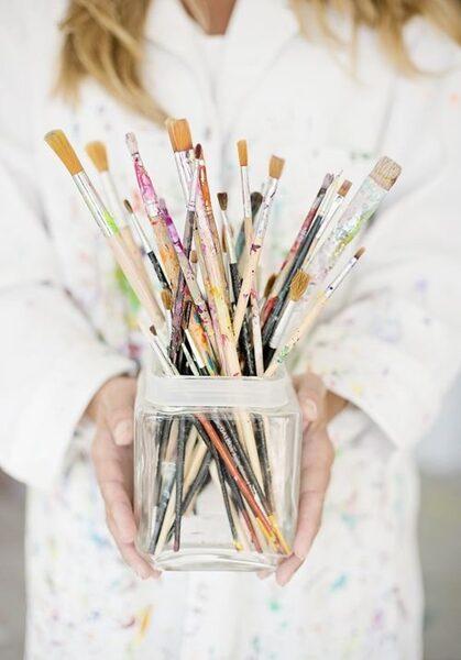 """No 02.10. """"Gleznošana ar eļļas krāsām""""/ Rīta grupa"""