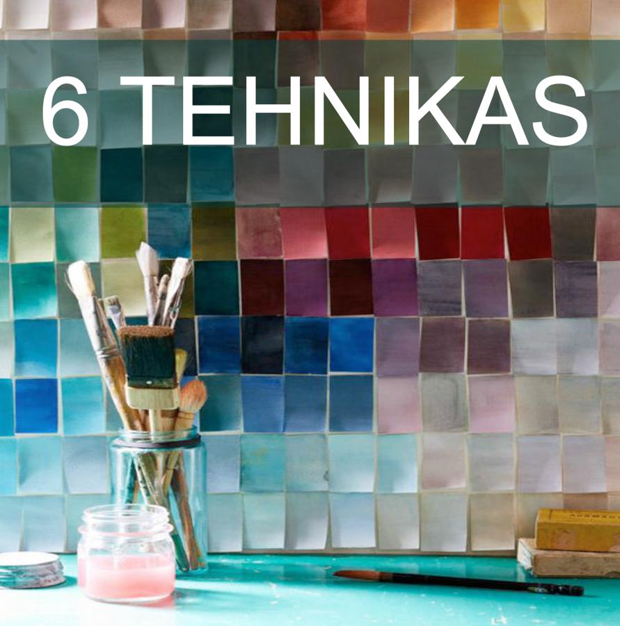 """No 09.07. MIX-KURSS """"6 nodarbības. 6 tehnikas"""" /Vakara grupa"""