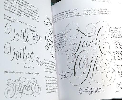 "Grāmata ""The Golden Secrets Of Lettering""  (Angļu valodā)"